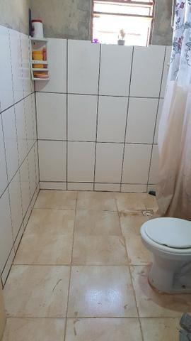 Vende-se Casa com terreno grande, com estrutura para sobrado - Foto 5