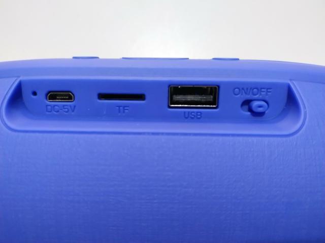 Vendo Jbl Xtreme Mini Nova Azul Ótima Qualidade de Som - Foto 3