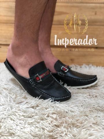 Sapatilhas estilo sandálias - Foto 2