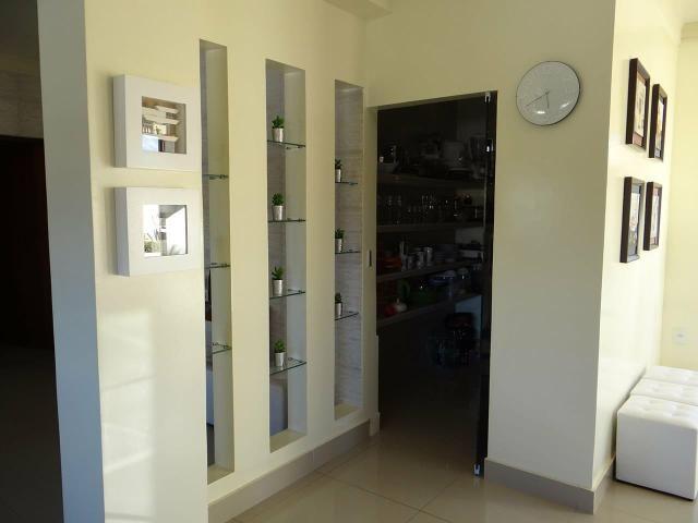 Arniqueiras QD 04 Casa 4 qts 3 suítes lazer lote 2.287m pode dividir em vários lotes - Foto 8