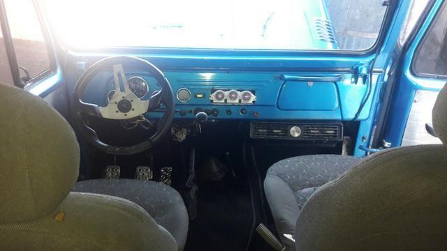 Toyota Bandeirante a Diesel - Foto 4