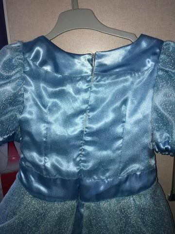 Vestido luxo Cinderela - Foto 5