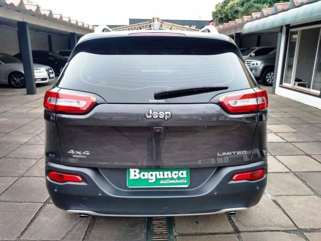 JEEP Cherokee 3.2 V6 LIMITED 4P - Foto 4