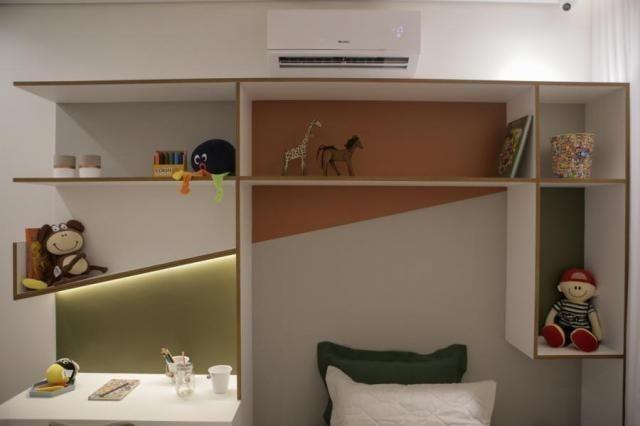 Apartamento com 2 dormitórios à venda, 64 m² por R$ 300.994 - Setor Bueno - Goiânia/GO - Foto 6