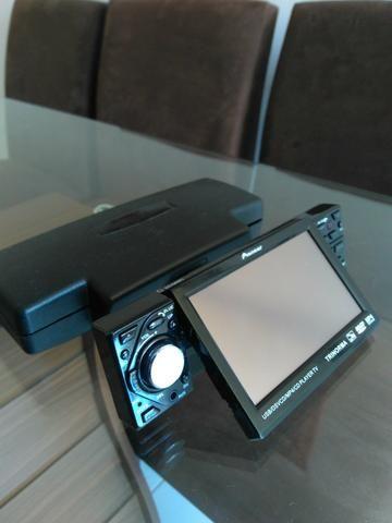 Frente do som Pioneer DVD - Foto 2