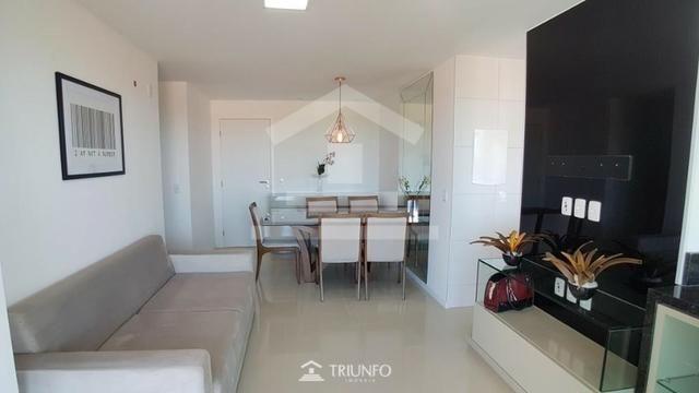(HN) TR 15197 - Soho no Edson Queiroz com 92m² - 3 quartos - 2 vagas - Lazer completo