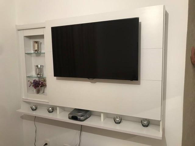 Painel branco para TV
