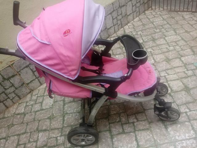 Carrinho de bebe dardara - Foto 5