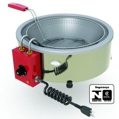 Tacho fritador elétrico - Gizelle