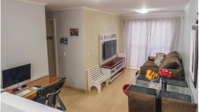 Apartamento à venda com 2 dormitórios em Santa quitéria, Curitiba cod:9479-moro - Foto 4