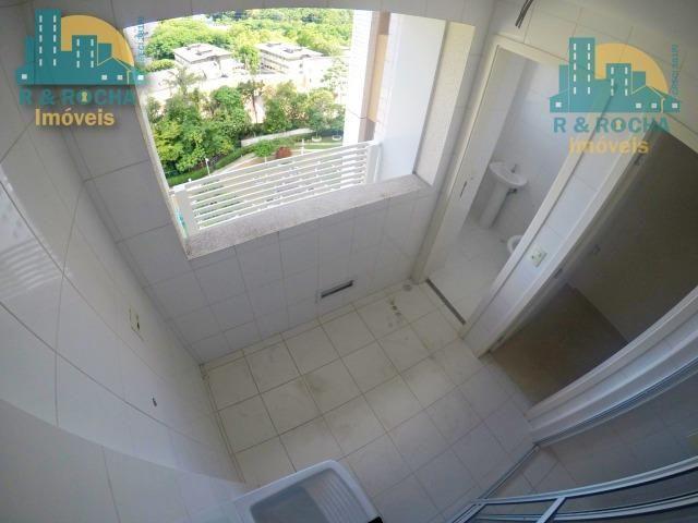 (Condomínio Mundi - Apartamento de 106m² - 3 quartos, sendo 1 suíte e 2 vagas) - Foto 13