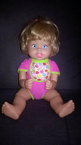 Boneca Little Mommy Papinha - Foto 2