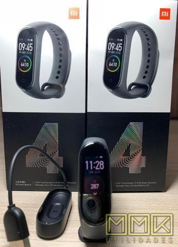 Relógio inteligente SmartWatch Mi Band 4 - ORIGINAL novo lacrado na caixa - Foto 3