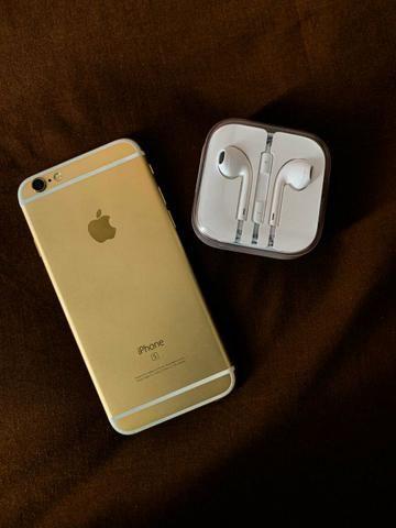Vendo iPhone 6s - SEMINOVO - SEM MARCA DE USO !