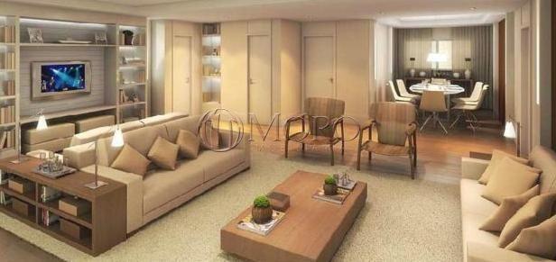 Apartamento à venda com 4 dormitórios em Água verde, Curitiba cod:9289-MORO - Foto 17