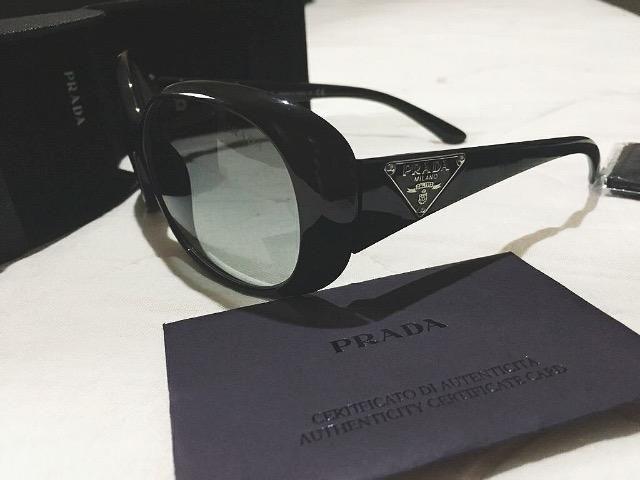 Óculos de sol feminino Prada original - Bijouterias, relógios e ... ae975bc4f9