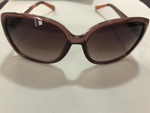 Óculos De Sol Feminino Fóssil - Original - Bijouterias, relógios e ... 0ce4178f94