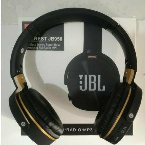 Fone De Ouvido JBL S950 Bluetooth Headphone Mp3 Sd Promoção - Foto 3