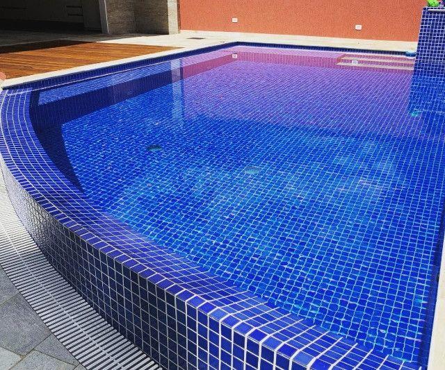 Pastilha Una ou Azul Equatorial 5x5 > Casa Nur - O Outlet do Acabamento - Foto 2