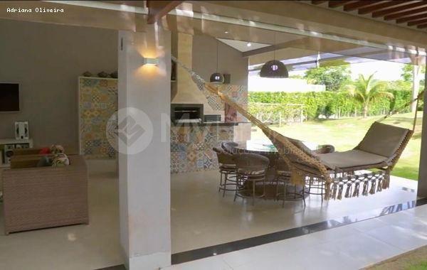 Casa em Condomínio para Venda em Goiânia, Residencial Aldeia do Vale, 3 dormitórios, 3 suí - Foto 19