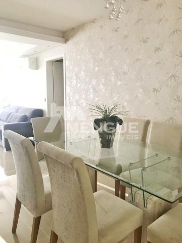 Apartamento à venda com 3 dormitórios em São sebastião, Porto alegre cod:10311 - Foto 3