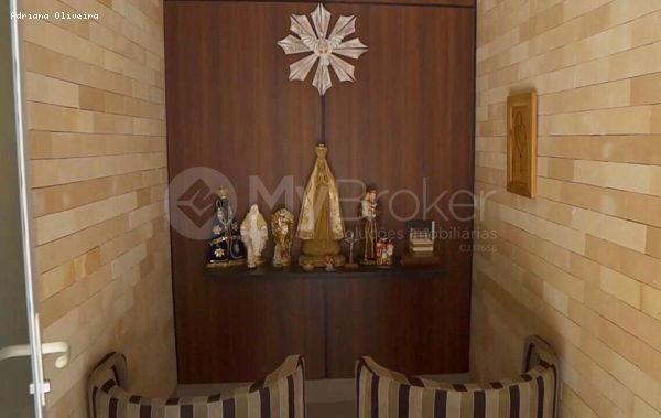 Casa em Condomínio para Venda em Goiânia, Residencial Aldeia do Vale, 3 dormitórios, 3 suí - Foto 7