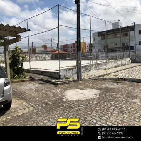 Apartamento com 3 dormitórios à venda, 84 m² por R$ 159.000 - Jardim Cidade Universitária  - Foto 12