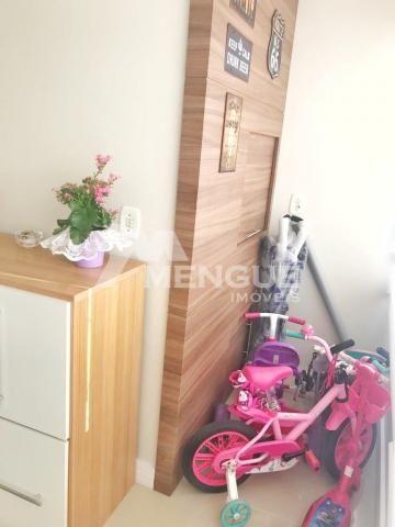 Apartamento à venda com 3 dormitórios em São sebastião, Porto alegre cod:10311 - Foto 16