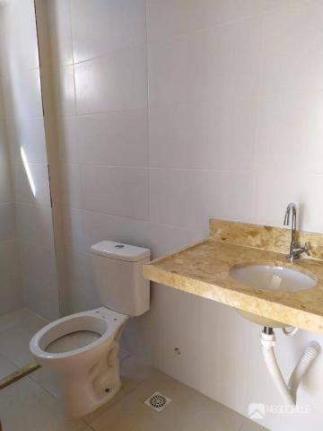 Apartamento com 2 dormitórios à venda, 63 m² por R$ 290.000,00 - Intermares - Cabedelo/PB - Foto 14