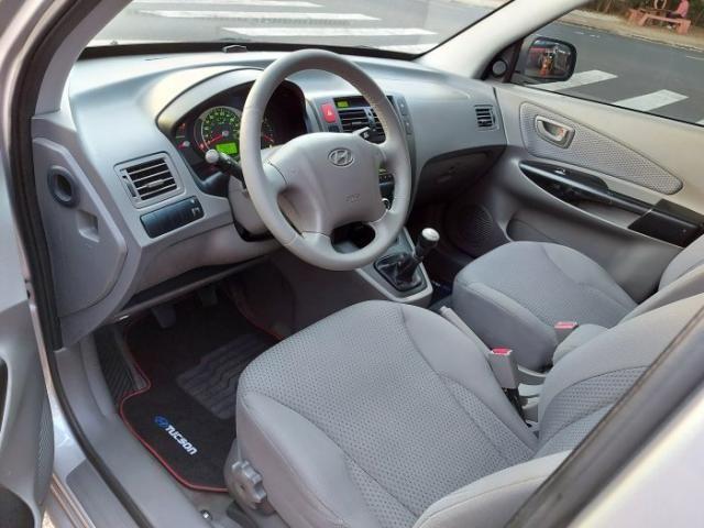 Hyundai tucson 2010 2.0 mpfi gl 16v 142cv 2wd gasolina 4p manual - Foto 8