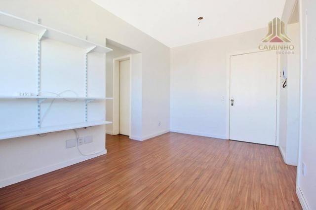 Apartamento de dois dormitórios com garagem imediações Carrefour da Bento - Foto 3