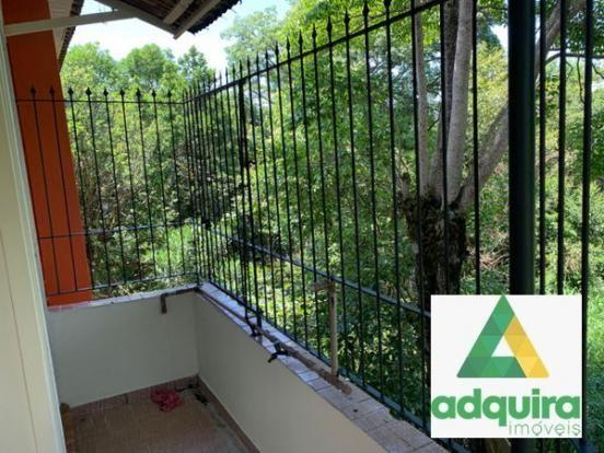Casa com 3 quartos - Bairro Jardim Carvalho em Ponta Grossa - Foto 9
