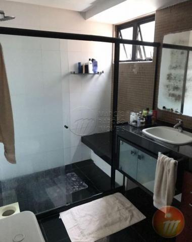 Apartamento à venda com 4 dormitórios em Ponta verde, Maceio cod:V453 - Foto 12