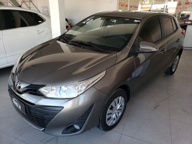 Toyota Yaris XL  1.3 Automático , mod 2020 garantia de fabrica , impecavel - Foto 5