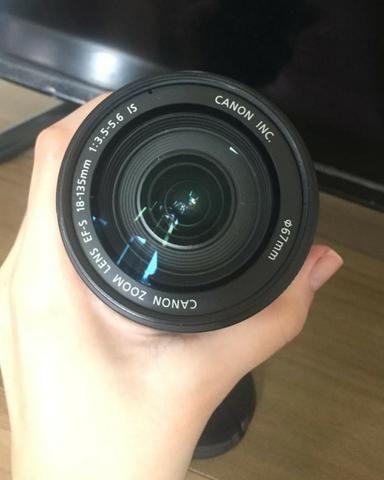 Lente Canon 18-135mm - Foto 3