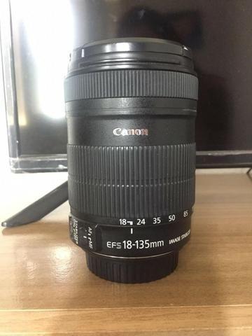 Lente Canon 18-135mm - Foto 2