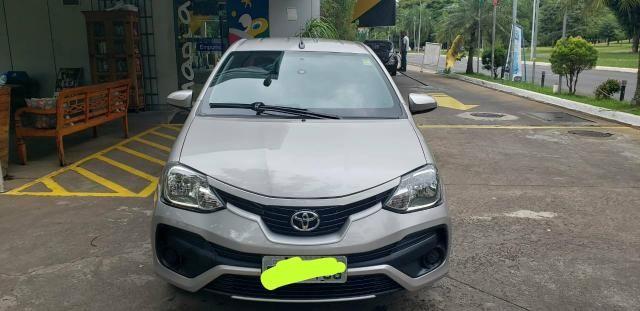 Carro Toyota Etios Sedan XS 1.5 18/19 - Foto 4