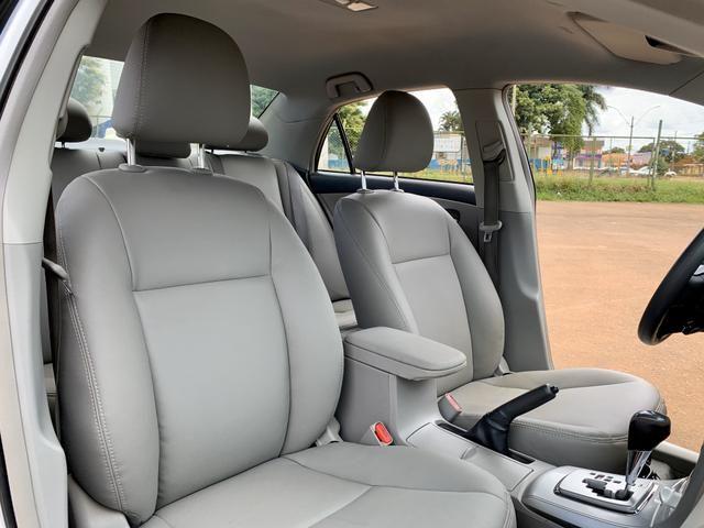 Toyota Corolla 2012 XEI automático ( Vendo à vista ou financiado ) Ac.troca - Foto 14