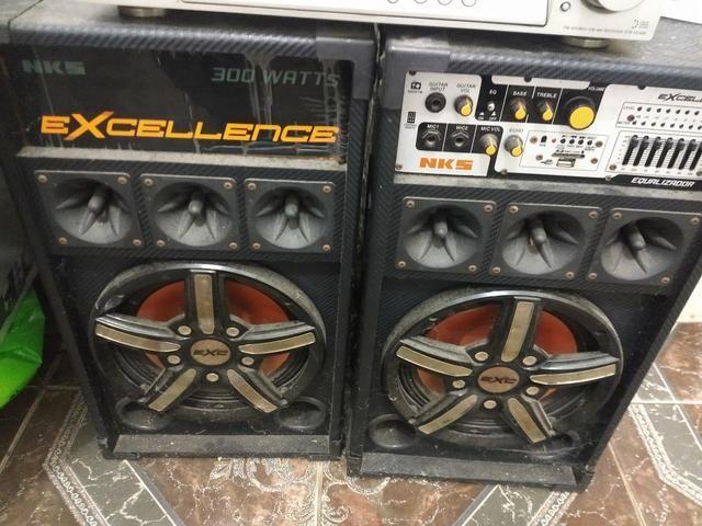 Caixa amplificada NKS Excellence