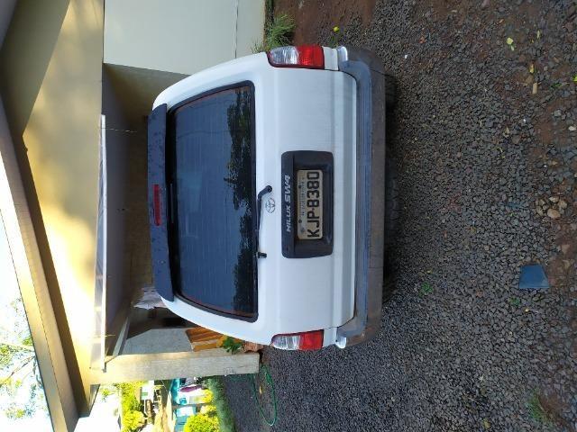 Toyota Hilux sw4 97 - Foto 3