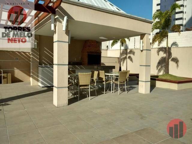 Apartamento à venda, 130 m² por R$ 1.050.000,00 - Fátima - Fortaleza/CE - Foto 2