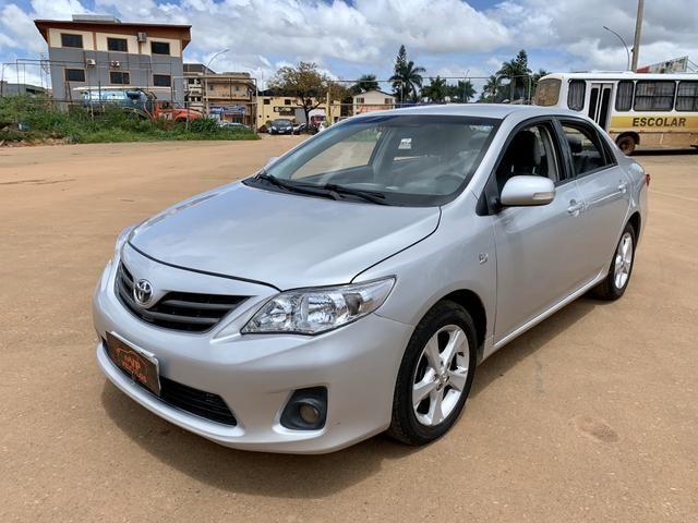 Toyota Corolla 2012 XEI automático ( Vendo à vista ou financiado ) Ac.troca