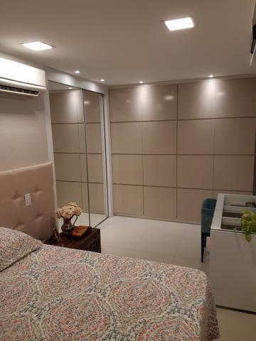Vieira Alves - Apartamento Santa Clara com 3 suítes 100% mobiliado - Vendo 525 mil - Foto 15