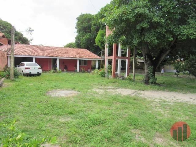 Sítio com 4 dormitórios para alugar, 1600 m² por R$ 1.500,00/mês - Jardim Icaraí - Caucaia - Foto 2