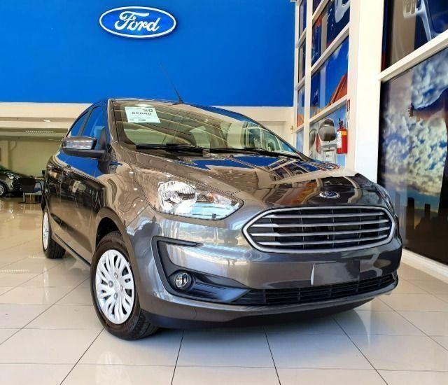 Ka Sedan SE 1.0 2020 DE R$56.190,00 Por R$50.010,00 - Foto 2