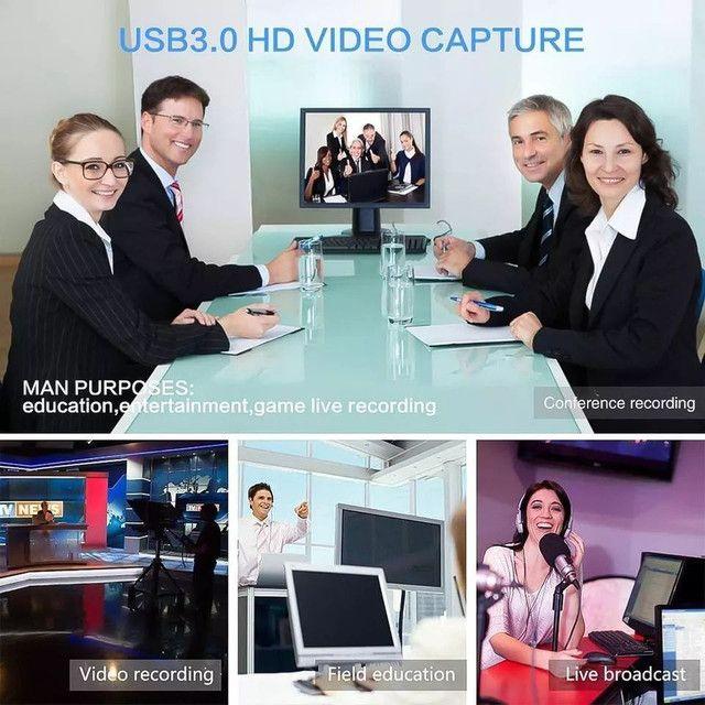 Placa Captura HDMI x USB 3.0 - Foto 5