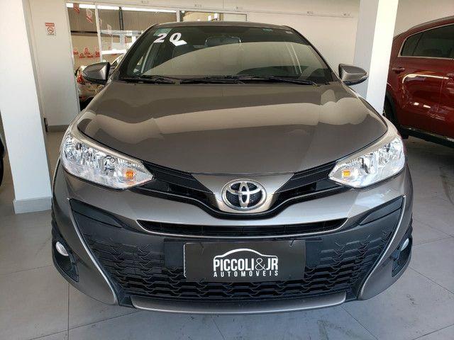 Toyota Yaris XL  1.3 Automático , mod 2020 garantia de fabrica , impecavel - Foto 6