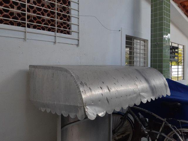 Toldo de alumínio para janelas  - Foto 2