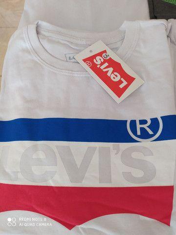Camisetas Multimarcas kit com 5