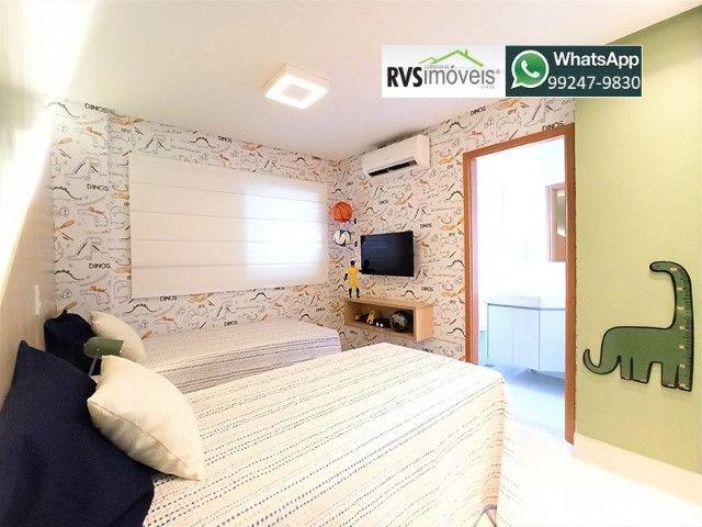 Casa em condomínio fechado 3 quartos sendo 3 suítes plenas no Sítio Santa Luzia - Foto 17